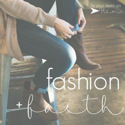 fashion + faith