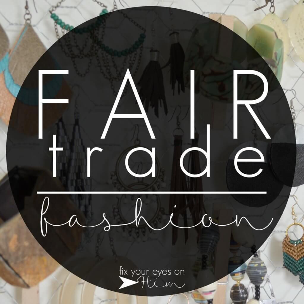 fair trade fashion {& exciting news!}