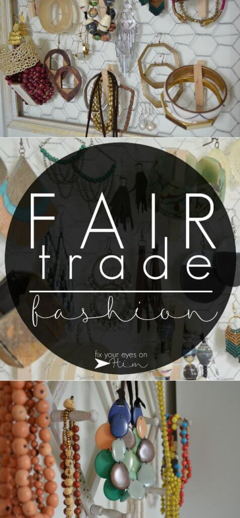 fair trade fashion | fixyoureyesonhim.com #body #mind #spirit #mission #Christian