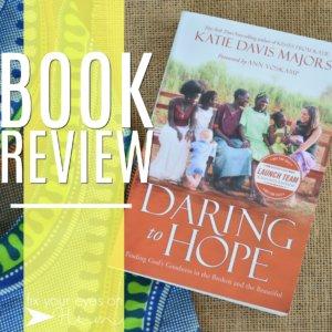 book review: Daring to Hope