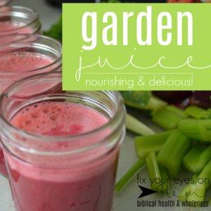 garden juice