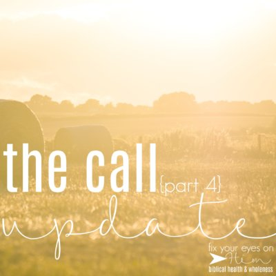 the call {part 4} update